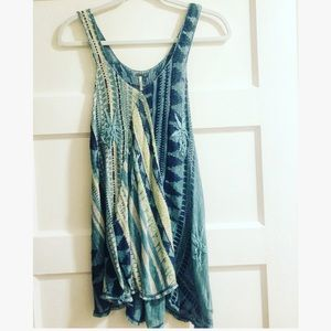 Free People Knit Tank Top